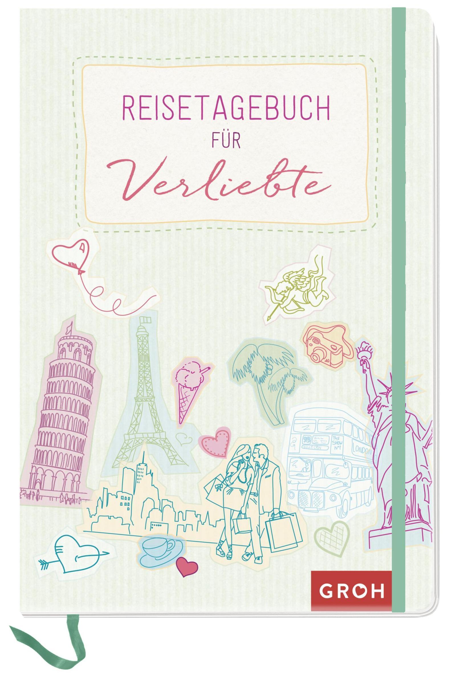 Reisetagebuch für Verliebte