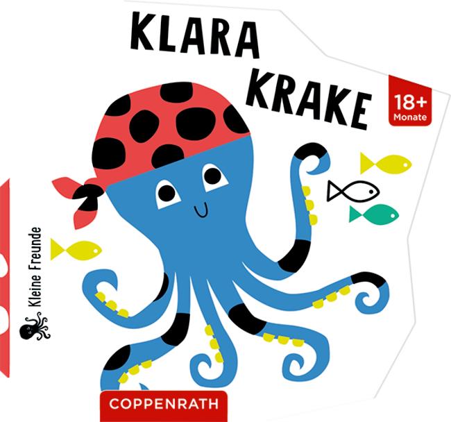 Kleine Freunde: Klara Krake