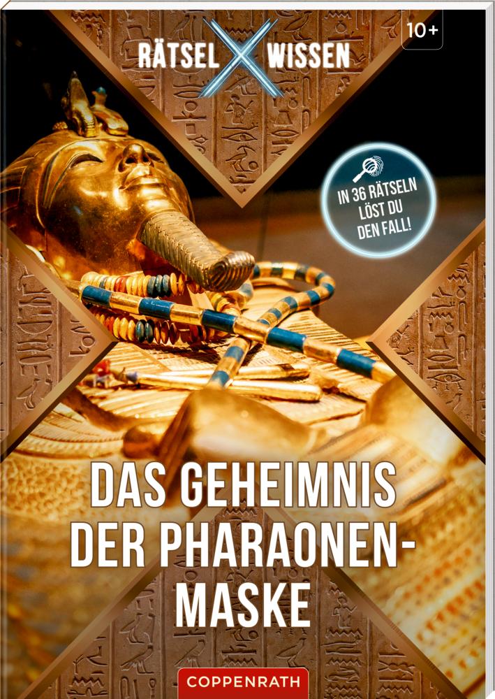 Rätsel X Wissen: Das Geheimnis der Pharaonen-Maske