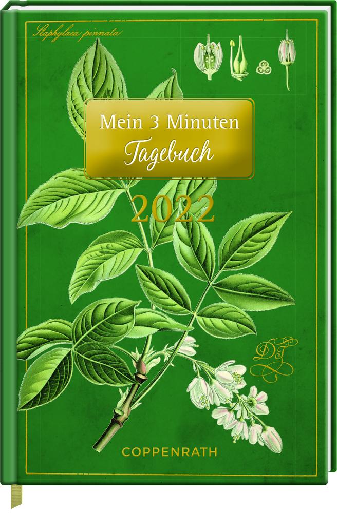 Jahreskal.: Mein 3 Min.Tagebuch 2022