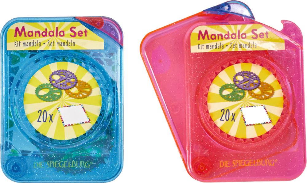 Mandala Set Bunte Geschenke, sort.