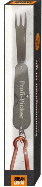 Pommesgabel to go PROFI-PICKER Urban&Gray