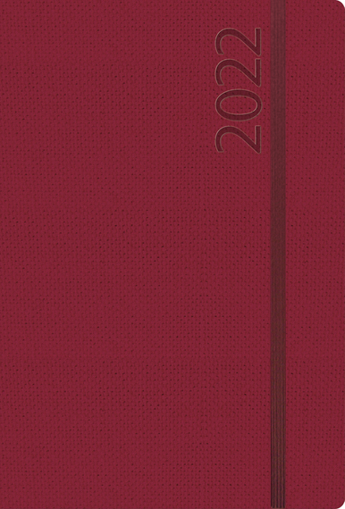 Agenda Struktur bordeaux L 2022