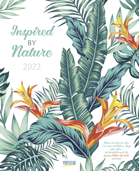 Inspired by nature 2022