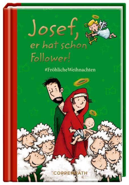 Josef, er hat schon Follower!