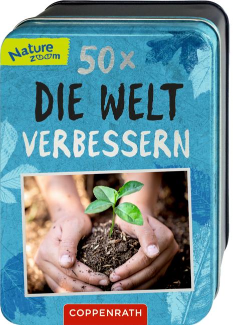 50 x die Welt verbessern (Nature Zoom)