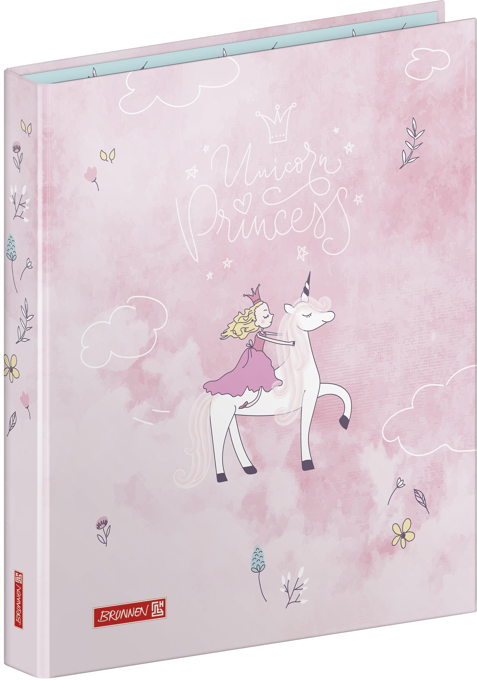 Ringbuch A4 Princess