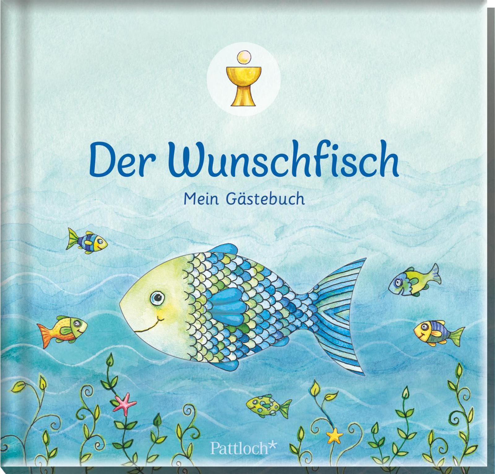 Der Wunschfisch - Mein Gästebuch