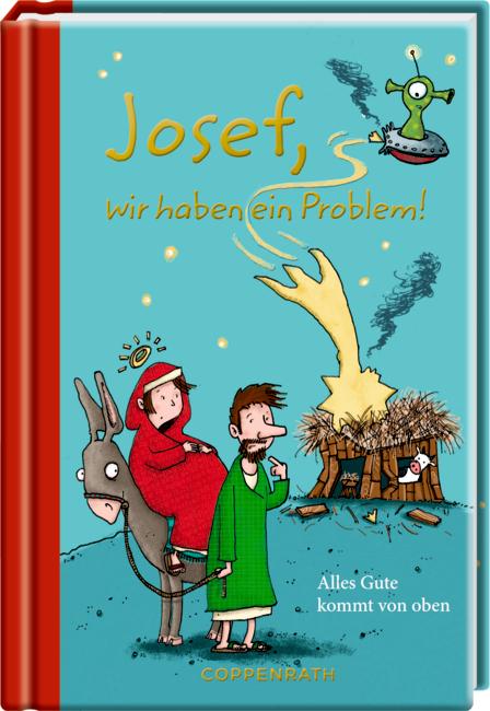 Taschenfreund: Josef, wir haben ein Problem!