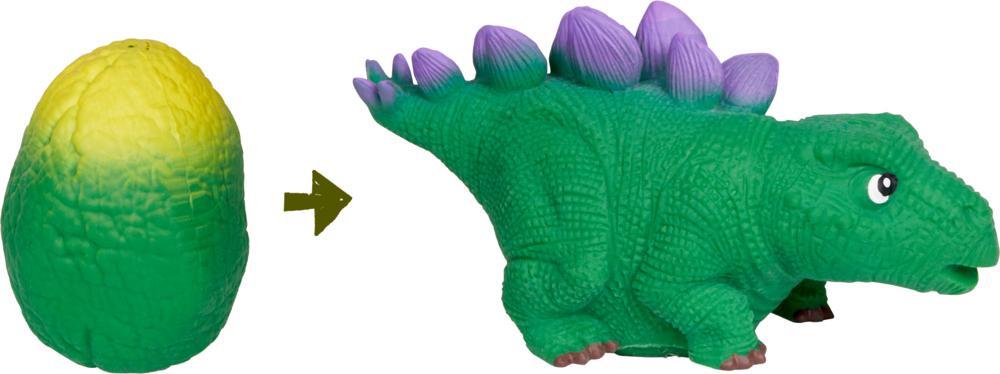 Flip Dinos T-Rex World, sort.