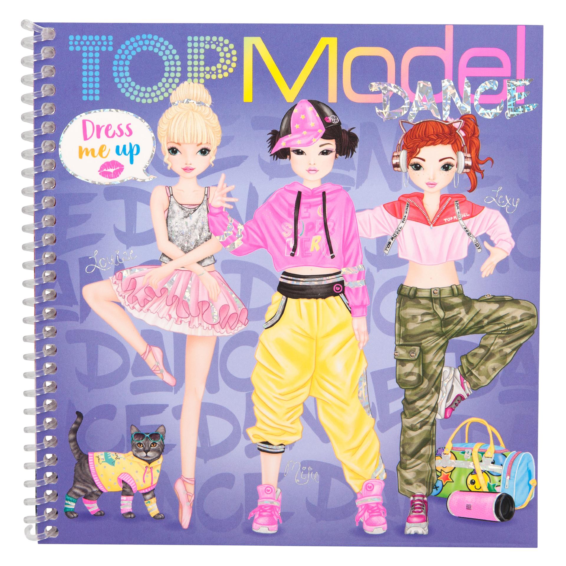 TopModel Dance - Dress me up