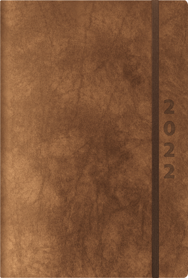 ReLeather Daily braun 2022