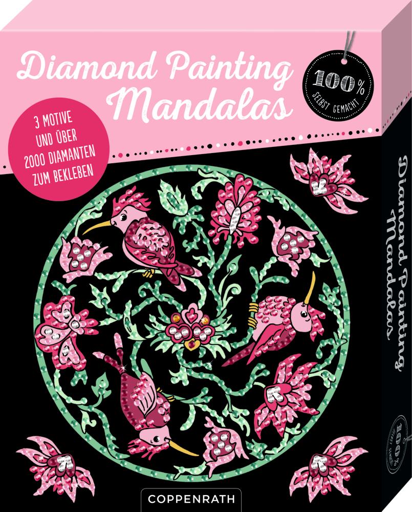 Diamond Painting Mandalas (100% s.g.)