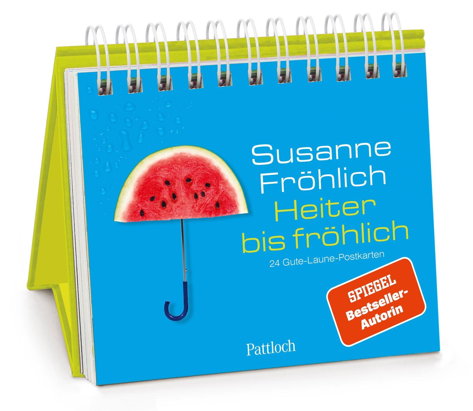 Heiter bis fröhlich - 24 Gute-Laune-Postkarten