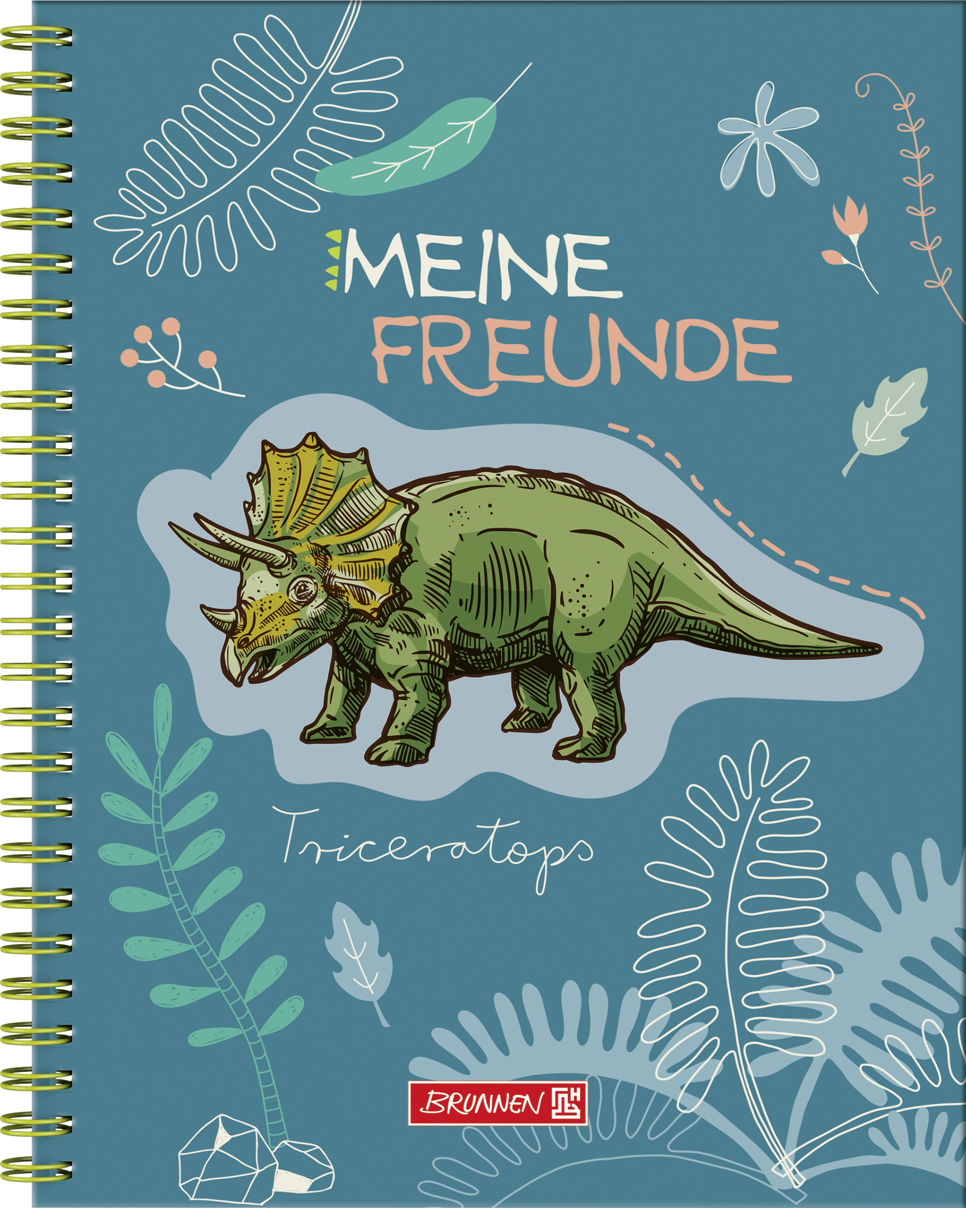 Freundebuch Dinosaurier