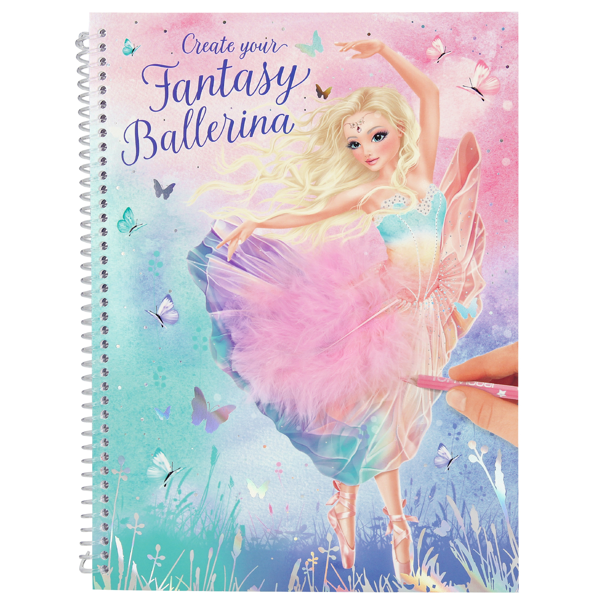 TopModel Create your Fantasy Ballerina