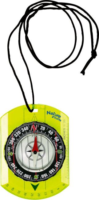Karten-Kompass - Nature Zoom