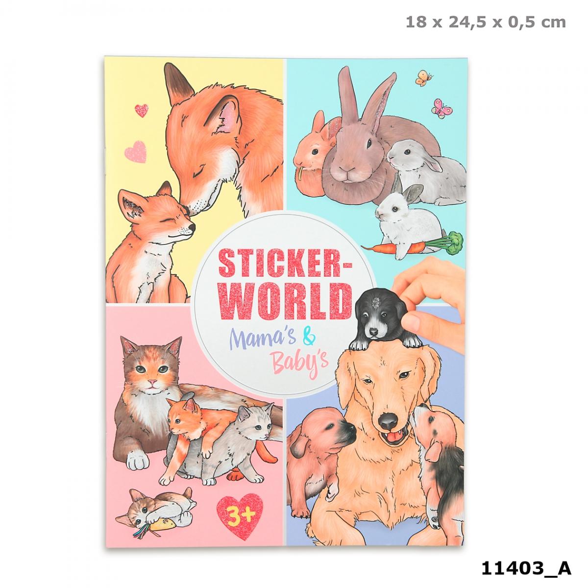 Mama's & Baby's Stickerworld