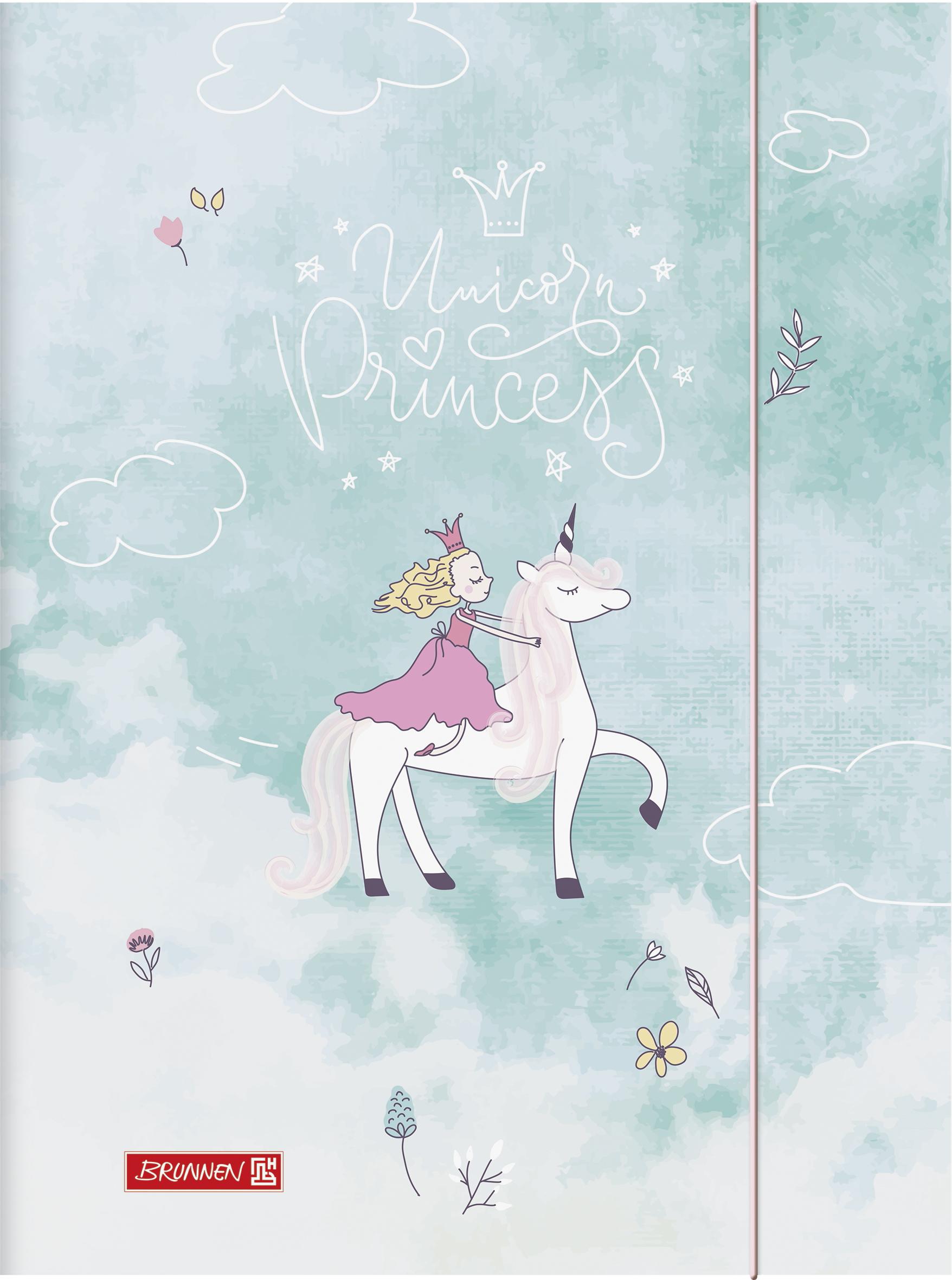 Sammelmappe A3 Princess