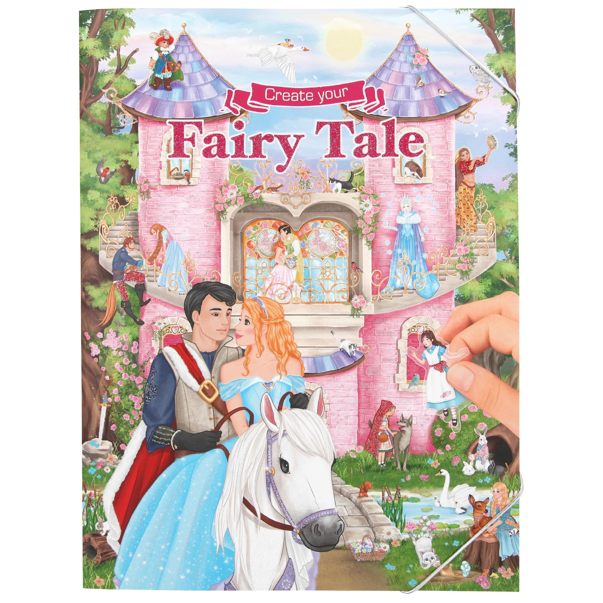 Gestalte deine Märchenwelt